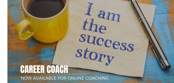 What you get from a career coach.